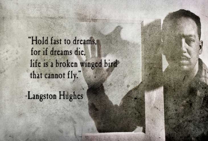 Langston Hughes - Dreams quote