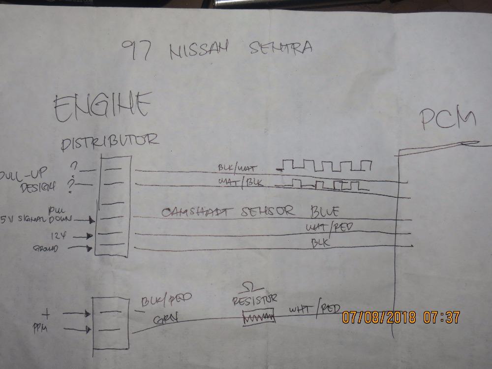 Nissan Sentra Electrical Diagram View Diagram