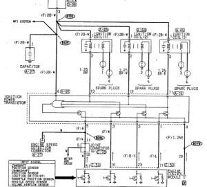 1997 Mitsubishi Montero Sport Rough Idle, Lack of Power