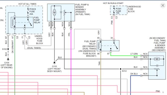 oil pressure switch wiring  scannerdanner forum  scannerdanner