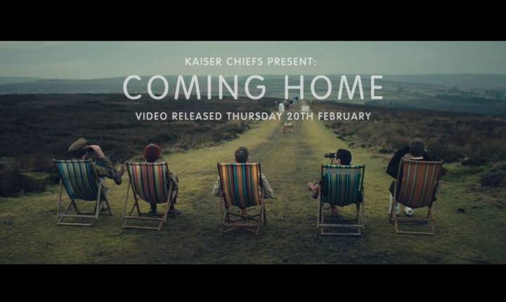"Videoclip: Kaiser Chiefs – ""Coming Home"""