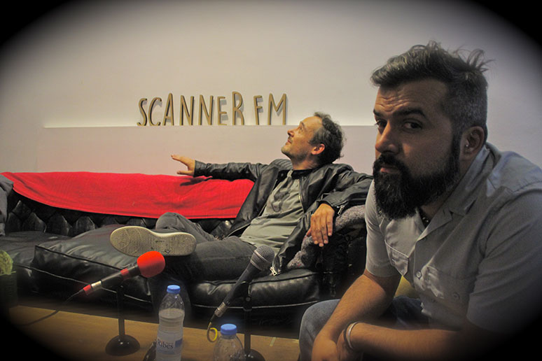 Love of Lesbian Indie Lovers scannerFM 4