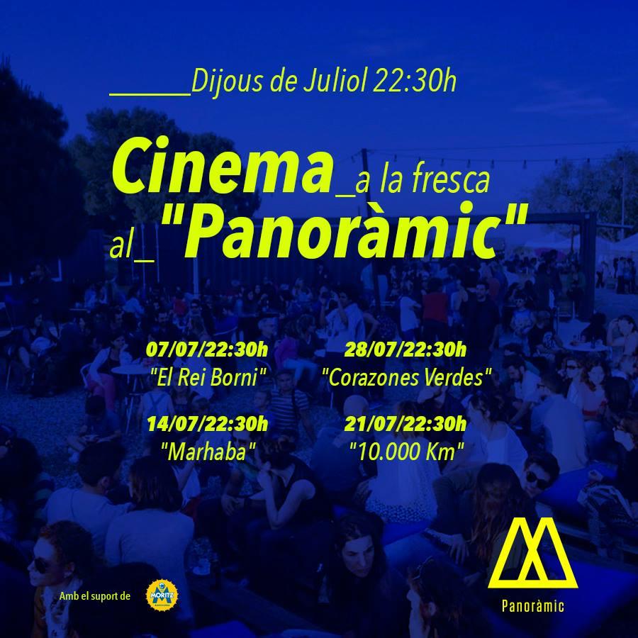 Panoramic-cinema