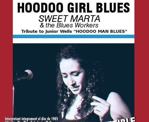 Bad Music Radio. Sweet Marta And The Blues Workers