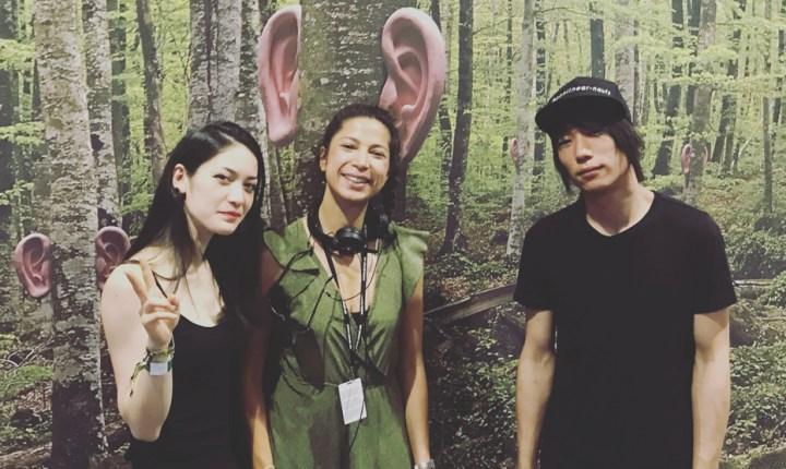Entrevista a Nonotak presentando 'Shiro' | Sónar 2017