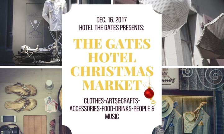 Descubre The Gates Hotel Christmas Open Day