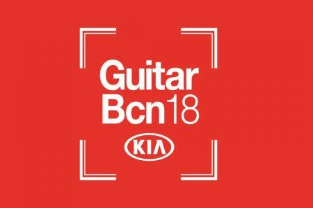 El Guitar BCN18 inicia su edición más poderosa