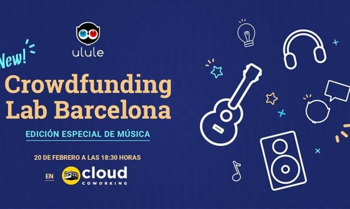 Crowdfunding para proyectos musicales