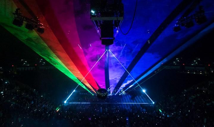Roger Waters en Barcelona: nostalgia con acento político