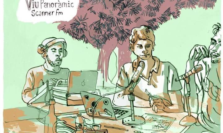 BLAT' Ràdio a la fresca, terrats en cultura, poesia i més.