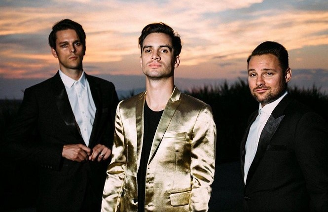 Panic! At The Disco – Hey Look Ma, I Made It
