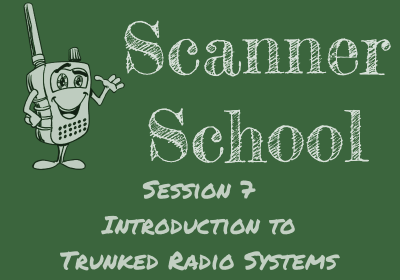 Introduction to Trunked Radio Systems