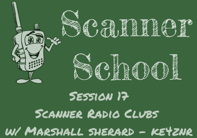 The Benefits of Joining a Local Scanner Radio Community with Marshall Sherard – KE4ZNR