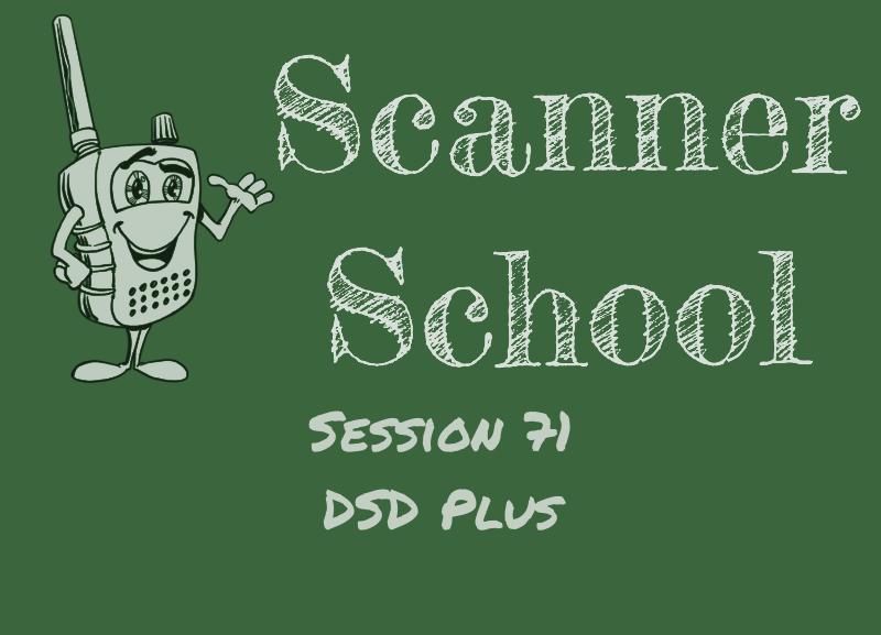 DSDPlus - Scanner School