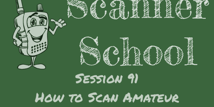 How to Scan Amateur Radio DMR