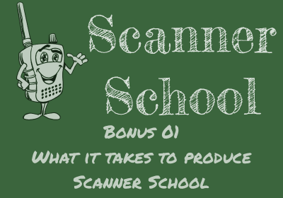 Bonus 01 – What does it take to produce Scanner School?