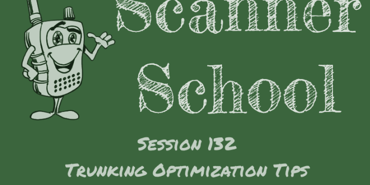 Trunking Optimization Tips for Whistler Object Oriented Scanners