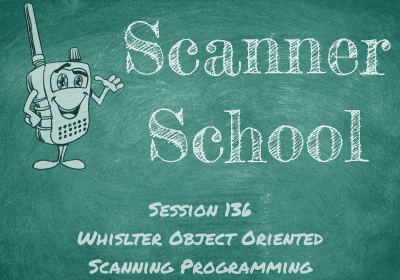 Whistler Object Oriented Scanning Programming