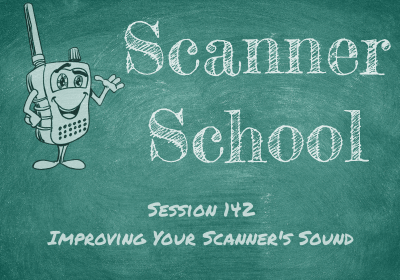 Improving Your Scanner's Audio