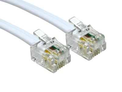 Generic 5m ADSL RJ11 - RJ11 Cable