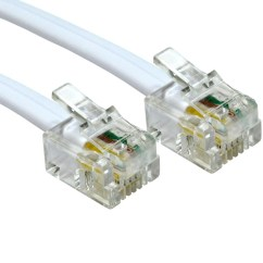 Rj11 Wiring Pioneer Avh X4800bs Diagram Generic 5m Adsl  Cable Scanstation Computers