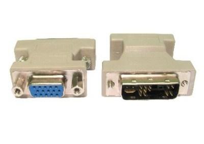 Generic DVI-I M > VGA F Adaptor