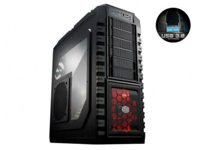 Coolermaster HAF X Plus Tower Case no PSU