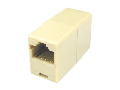 Generic RJ45 Coupler for Patch/Ethernet Leads
