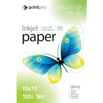 Scanstation Glossy Photo Paper 180gsm A6 100 Pack