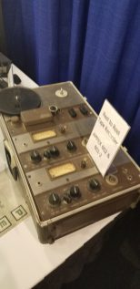 Ampex 602 & 602-2 - Reel to Reel Tape Recorder