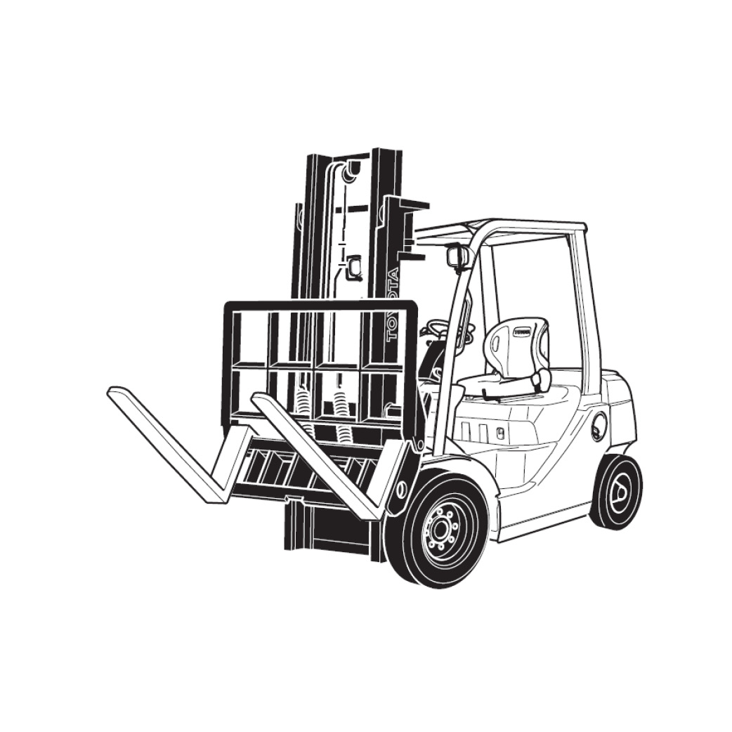 Toyota Forklifts In Lebanon
