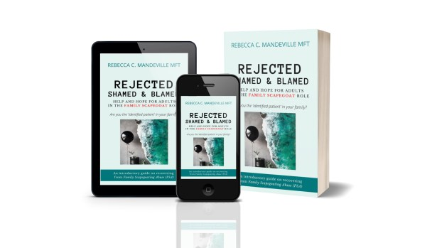 Book About Family Scapegoating Abuse (FSA)