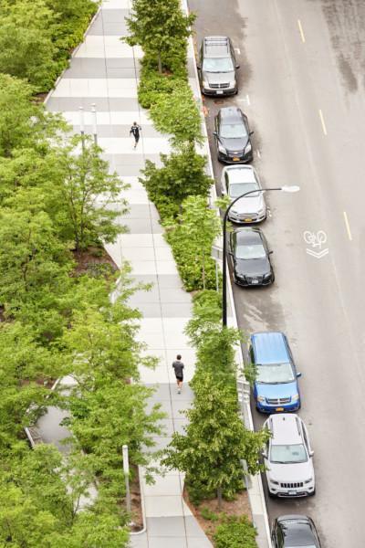 Buffalo Niagara Medical Campus Streetscape  SCAPE