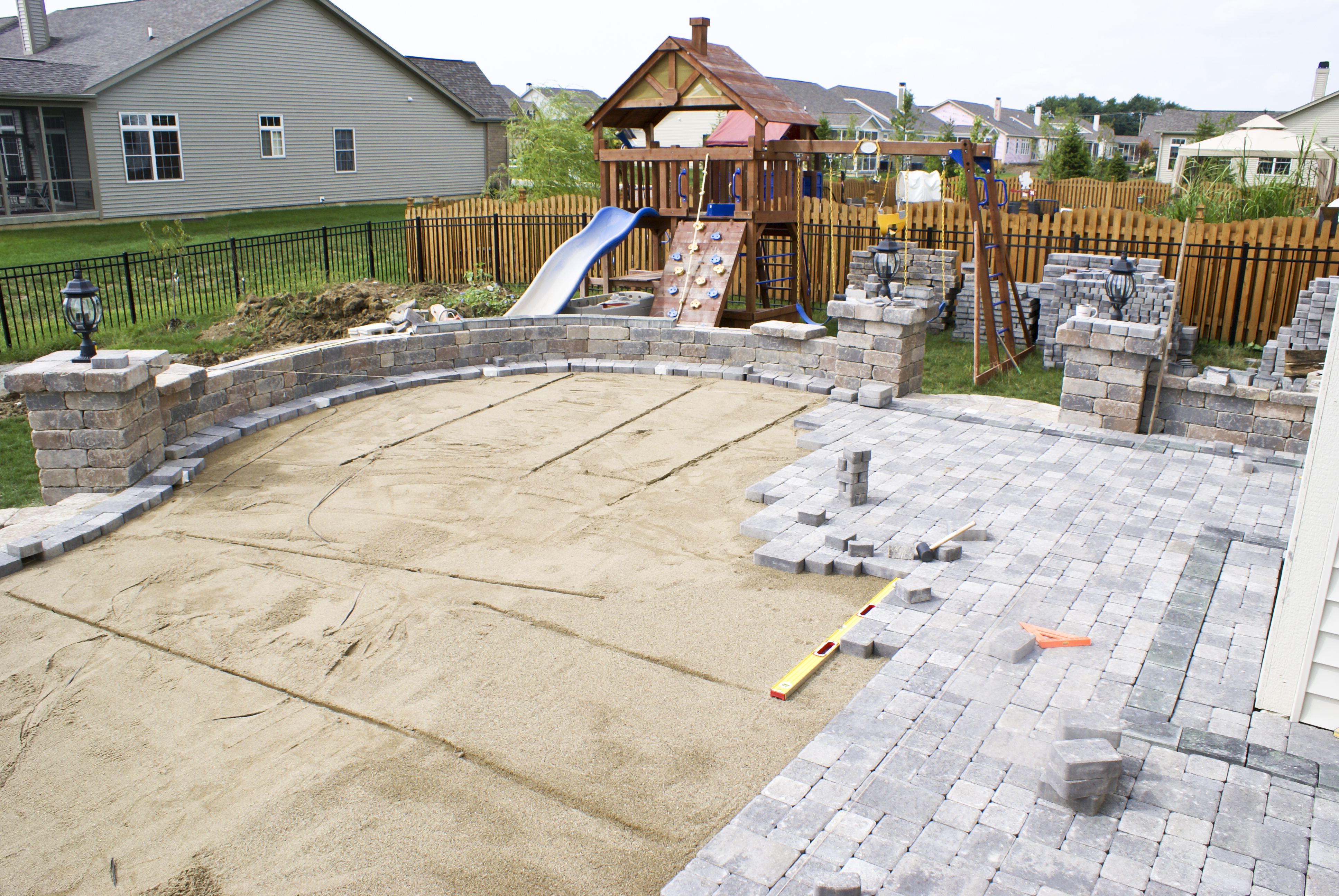 Patio Design in Glen Mills Garnet Valley West Chester and Media PA