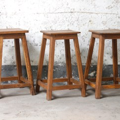 Chair Stools Wooden Infant Rocker Old Stool Chairs And Benches Scaramanga