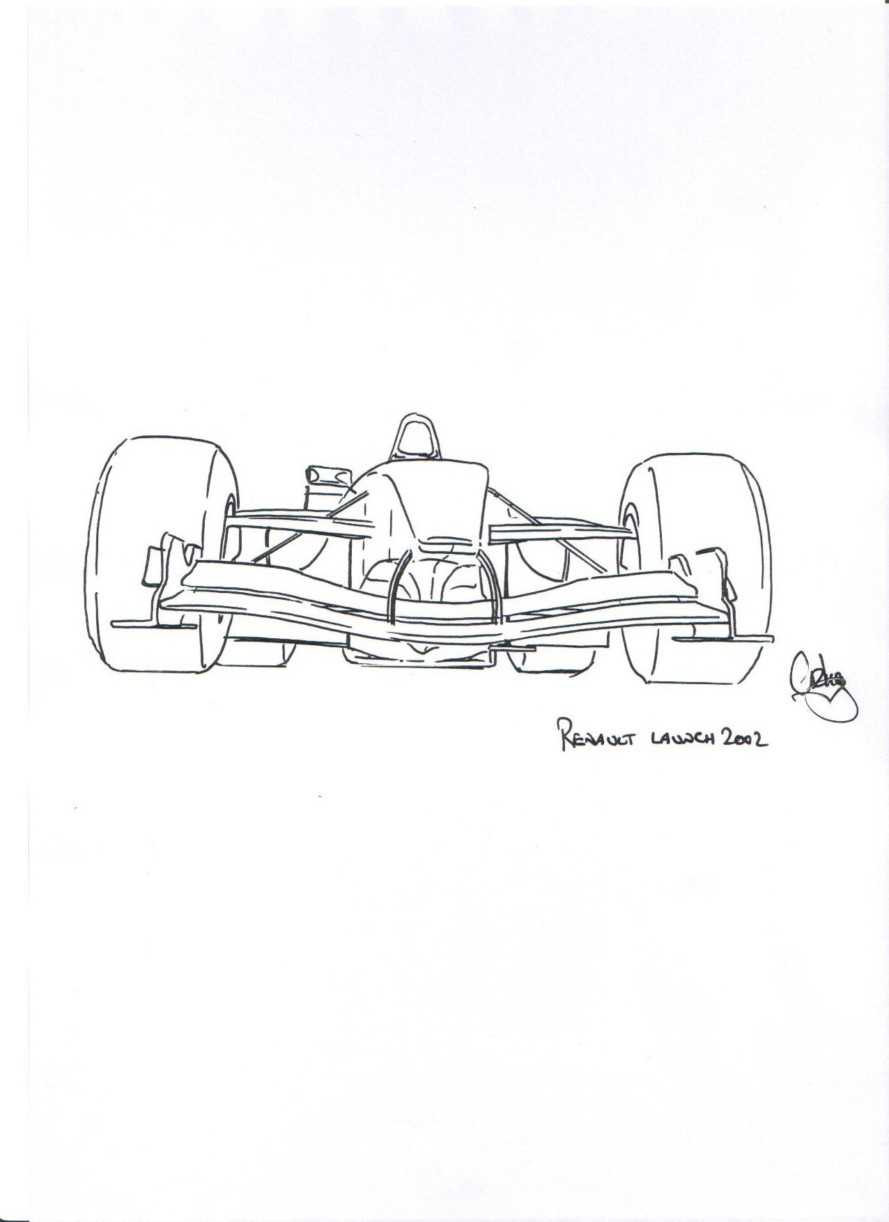 renault rear end