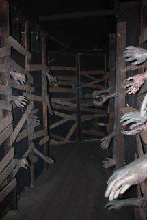 DIY Halloween Haunted House Ideas