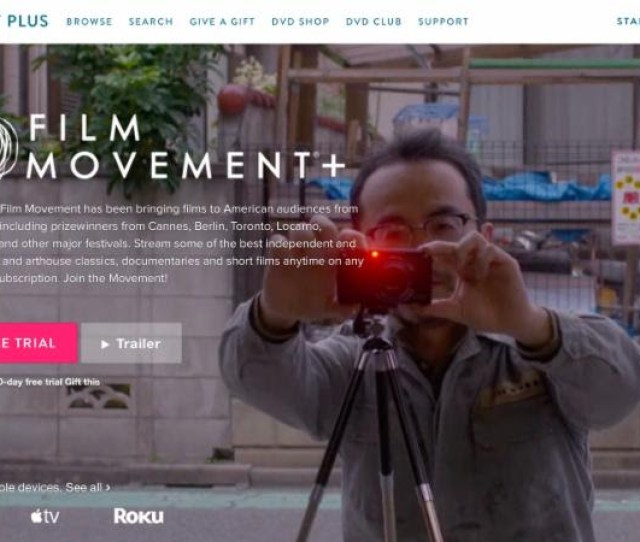 Film Movements Last Minute Holiday Gift Guide Suggestions For Movie Lovers Breaking Movie News