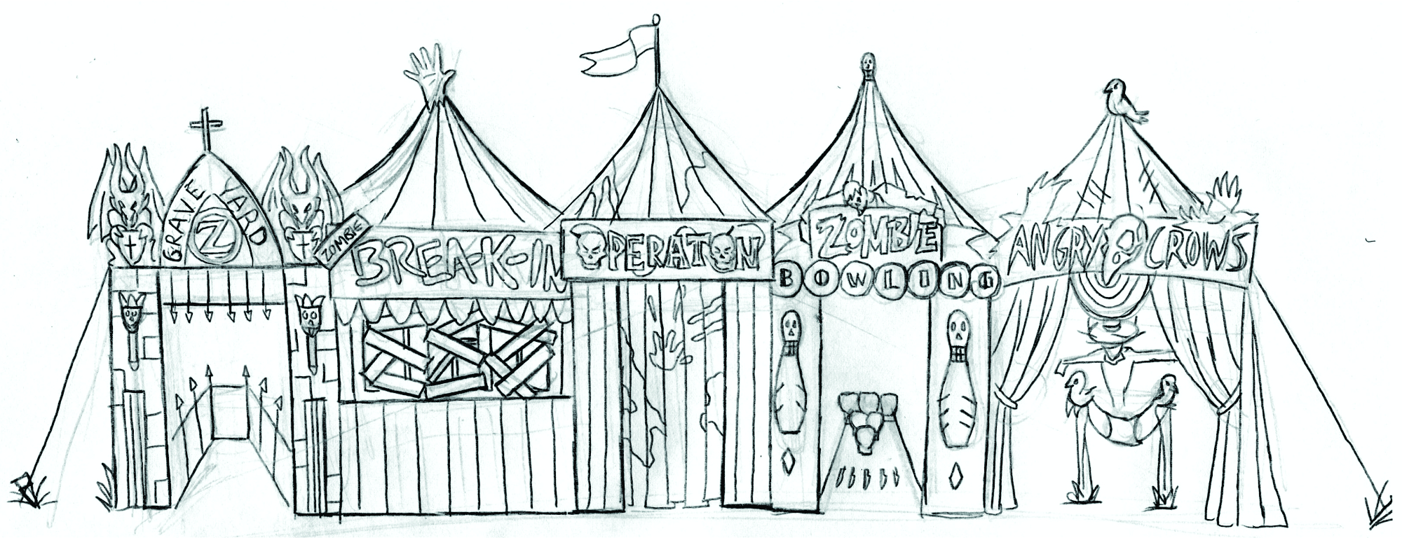 Carnival Games ⋆ Scare Factory