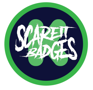 The Scareit Badges Kickstarter Project