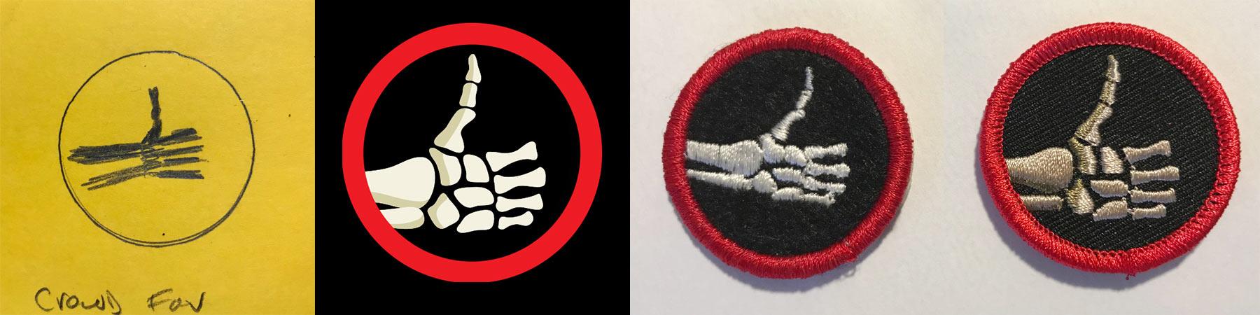 Evolution of a Badge