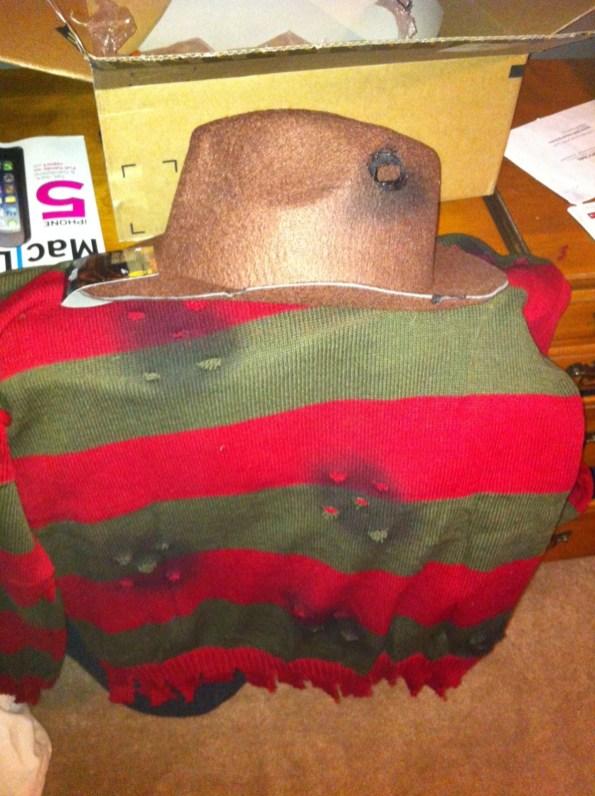 Pip's Freddy Costume