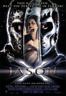 Jason X (2002) – Evil Gets An Upgrade