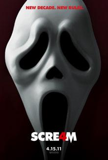 Scream 4 aka Scre4m (2011)