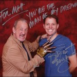 Robert Englund and Pip