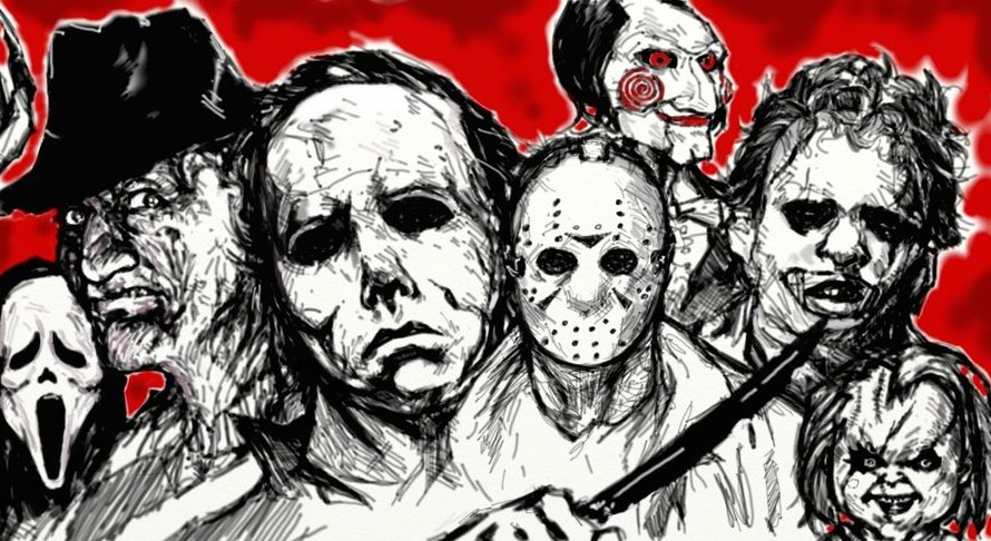 Reader Poll – The Mount Rushmore Of Horror