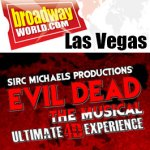 EVIL DEAD THE MUSICAL Nominated for 6 BroadwayWorld Awards