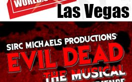 Evil Dead The Musical Broadway World