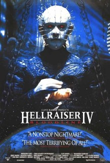 Hellraiser IV Bloodline (1996)