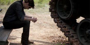 The Walking Dead Mid Season Finale